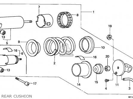 Honda Shadow 750 Engine Honda Goldwing Engine Wiring