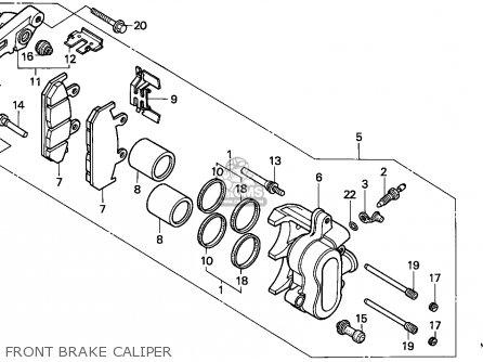 Honda VT600C SHADOW 1992 (N) GERMANY / KPH parts lists and