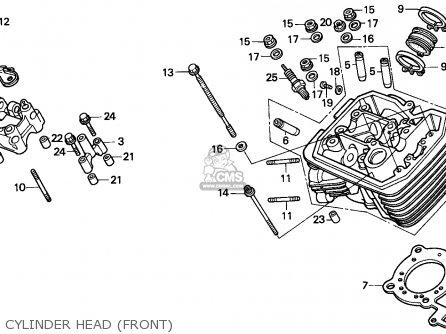Honda VT600C SHADOW 1994 (R) GERMANY / KPH 34P parts lists