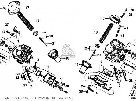 Honda Vt600c Shadow 1995 (s) Germany / Kph parts list