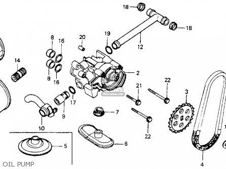 Honda Vt600c Shadow Vlx 1989 (k) Usa California parts list