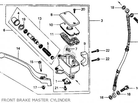 Honda Vt600c Shadow Vlx 1991 (m) Usa California parts list
