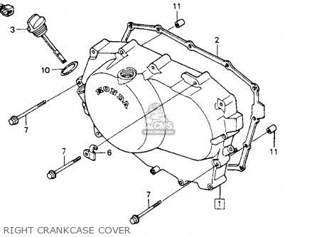 Honda VT600C SHADOW VLX 1993 (P) USA CALIFORNIA parts