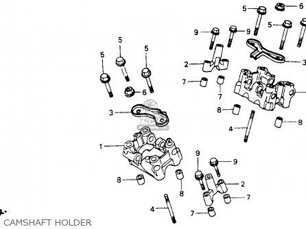 Honda VT600C SHADOW VLX 1994 (R) USA CALIFORNIA parts