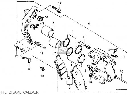 Honda Vtx 1300 Wiring Diagram Also 2007 Honda Electrical