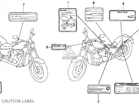 Honda Shadow Vlx 600 Wiring Diagram, Honda, Free Engine