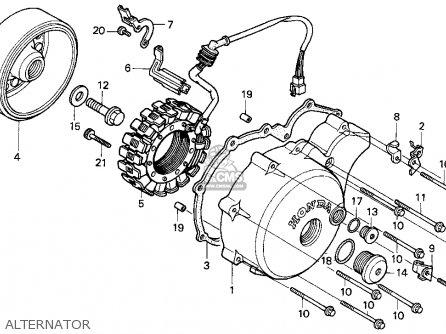 Honda VT600C SHADOW VLX 1996 (T) USA CALIFORNIA parts