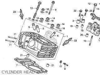 Honda VT600C SHADOW VLX 2000 (Y) USA CALIFORNIA parts