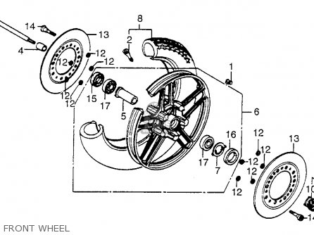 Honda Vt700 Wiring Diagrams Honda Lower Unit Diagram