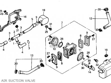 1984 Honda Shadow 700 Valve Adjustment Technique