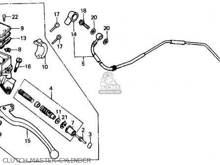 1984 Honda Goldwing Wiring Diagram, 1984, Free Engine