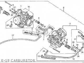 Honda VT750C SHADOW 1983 (D) parts lists and schematics