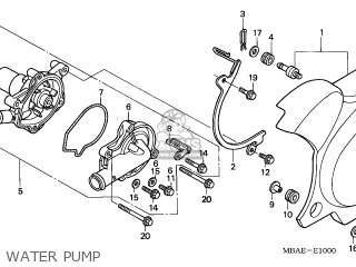 Honda VT750C SHADOW 2000 (Y) EUROPEAN DIRECT SALES / KPH