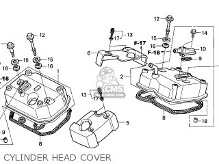 Honda Vt750c Shadow 2004 (4) France parts list partsmanual