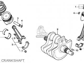 Honda VT750C SHADOW 2005 (5) USA parts lists and schematics