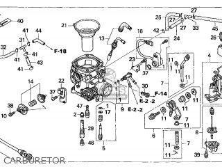 Honda Vt750c Shadow 2006 (6) France / Cmf parts list