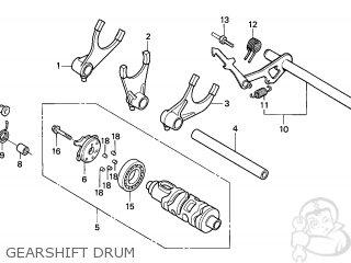 Honda VT750C SHADOW 2007 (7) AUSTRALIA parts lists and