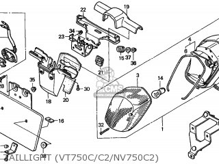 Honda Shadow 750 Wiring Diagram Suzuki GSX-R 600 Wiring