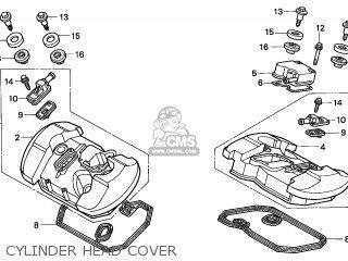 Honda VT750C3 SHADOW 2001 (1) CANADA parts lists and