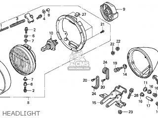 Honda VT750CA SHADOW AERO 2005 (5) USA parts lists and