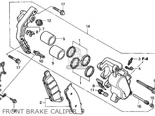 Honda VT750CDA SHADOW ACE 2003 (3) USA parts lists and
