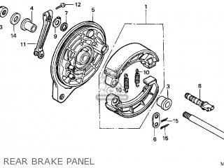 Honda VT750CDB SHADOW ACE DELUXE 2002 (2) CALIFORNIA parts