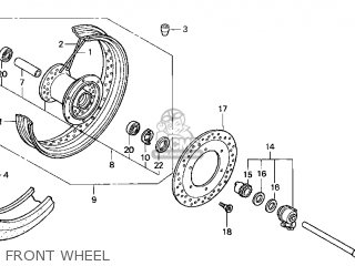 Honda VT750CDB SHADOW ACE DELUXE 2002 (2) USA parts lists