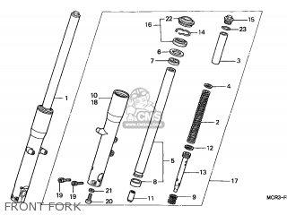 Honda VT750DC BLACK WIDOW 2002 (2) FRANCE parts lists and