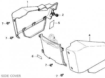 1986 Honda Goldwing Wiring Diagram Goldwing Starter Wiring