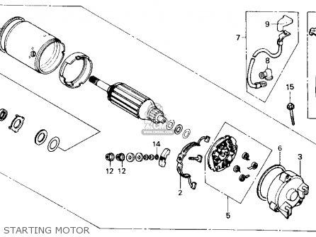 Honda Vt800c Shadow 1988 (j) Usa parts list partsmanual