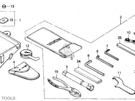 1981 Honda Goldwing Radio Wiring Diagram 1981 Ford Wiring