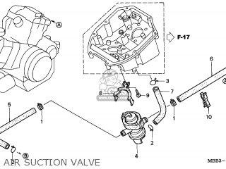 Honda Vtr1000f Firestorm 1998 (w) Germany / Asv parts list