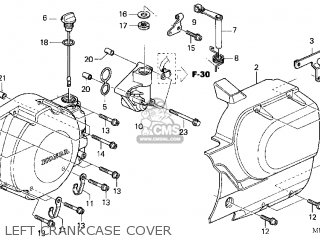 Honda VTX1300C 2006 (6) USA parts lists and schematics