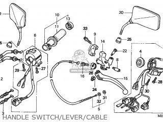 Honda VTX1300S 2006 (6) EUROPEAN DIRECT SALES parts lists