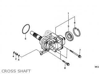 Honda VTX1800C 2002 (2) AUSTRALIA parts lists and schematics