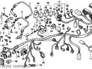 Honda VTX1800C 2002 (2) EUROPEAN DIRECT SALES parts lists