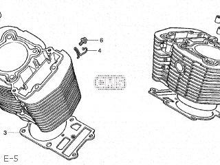 Honda VTX1800C 2002 (2) JAPAN SC46-100 parts lists and