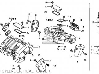 Honda VTX1800C 2002 (2) USA parts lists and schematics