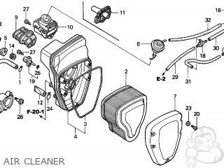 Honda VTX1800C1 2008 (8) AUSTRALIA parts lists and schematics