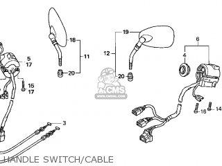 Honda VTX1800N3 2004 (4) USA parts lists and schematics
