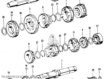 honda motorcycle wiring diagram xl100 plete directv and schematics source k0 1974 usa parts lists electrical drawings