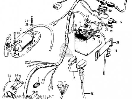 honda motorcycle wiring diagram xl100 plete frog head labeled and schematics complete electrical of 120v switch diagrams