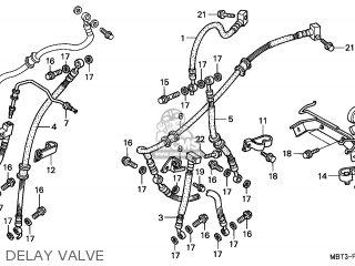 Honda XL1000V VARADERO 1999 (X) AUSTRALIA parts lists and