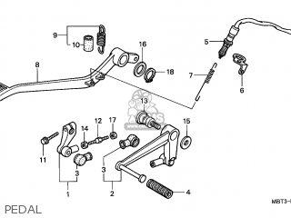 Honda XL1000V VARADERO 2000 (Y) AUSTRALIA parts lists and