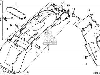 Honda XL1000V VARADERO 2000 (Y) FRANCE parts lists and