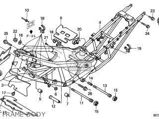 Honda XL1000V VARADERO 2001 (1) ENGLAND MPH parts lists