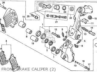 Honda XL1000V VARADERO 2001 (1) FRANCE CMF parts lists and