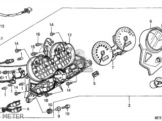 Honda XL1000V VARADERO 2002 (2) EUROPEAN DIRECT SALES