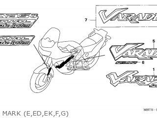 Honda XL1000V VARADERO 2003 (3) EUROPEAN DIRECT SALES