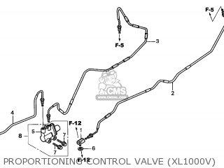 Honda XL1000V VARADERO 2004 (4) GERMANY parts lists and